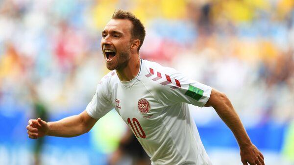 Датский футболист Кристиан Эриксен - Sputnik Česká republika