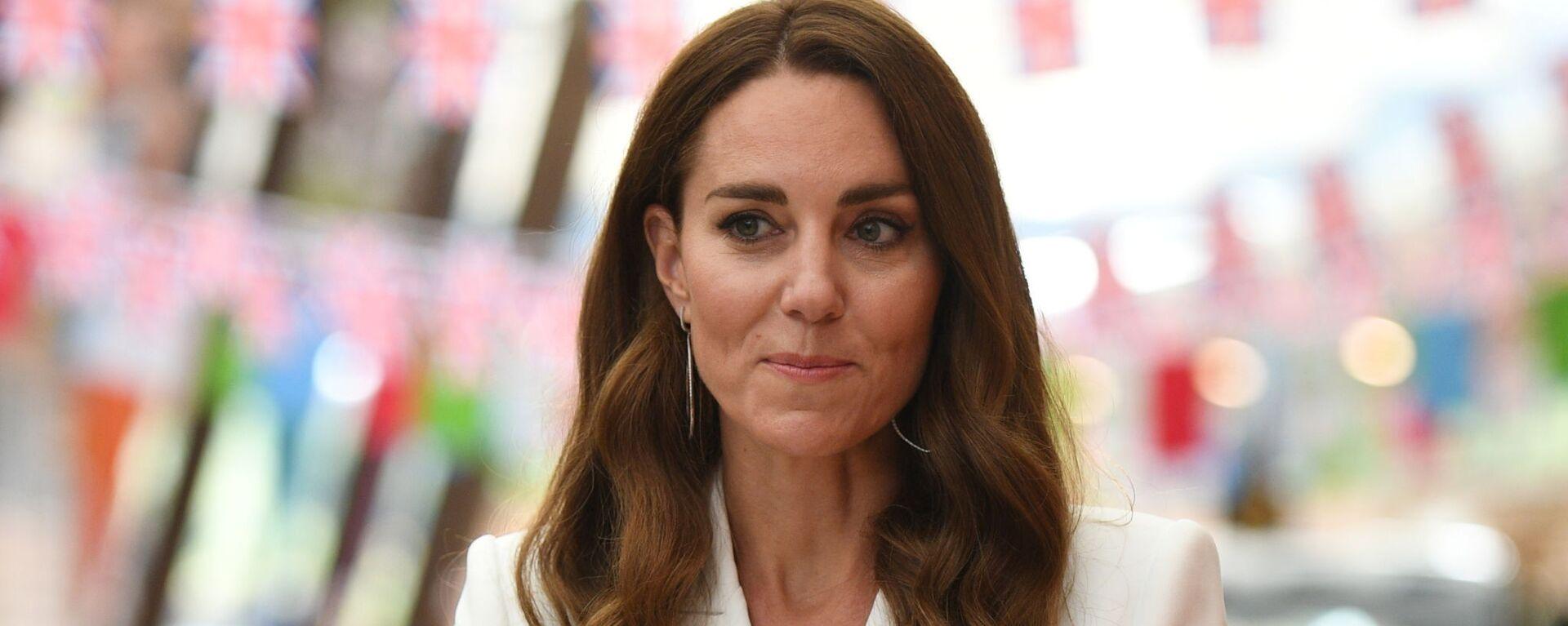 Vévodkyně z Cambridge Kate Middletonová - Sputnik Česká republika, 1920, 02.07.2021