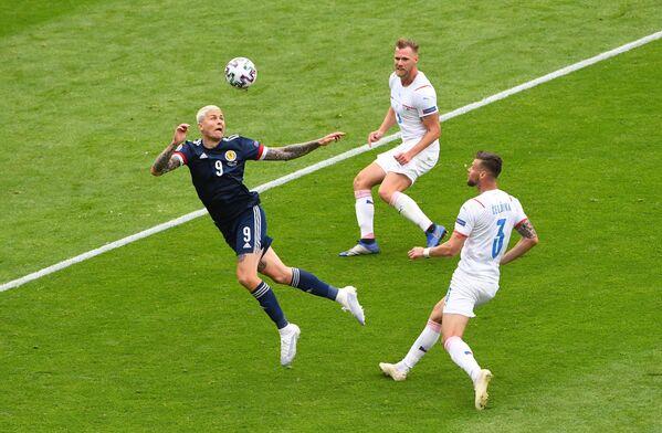 Co den to vítězství českých sportovců! Domácí fotbalový tým na EURO 2020 ukázal, že to umí - Sputnik Česká republika