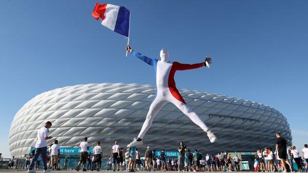 Болельщики сборной Франции - Sputnik Česká republika
