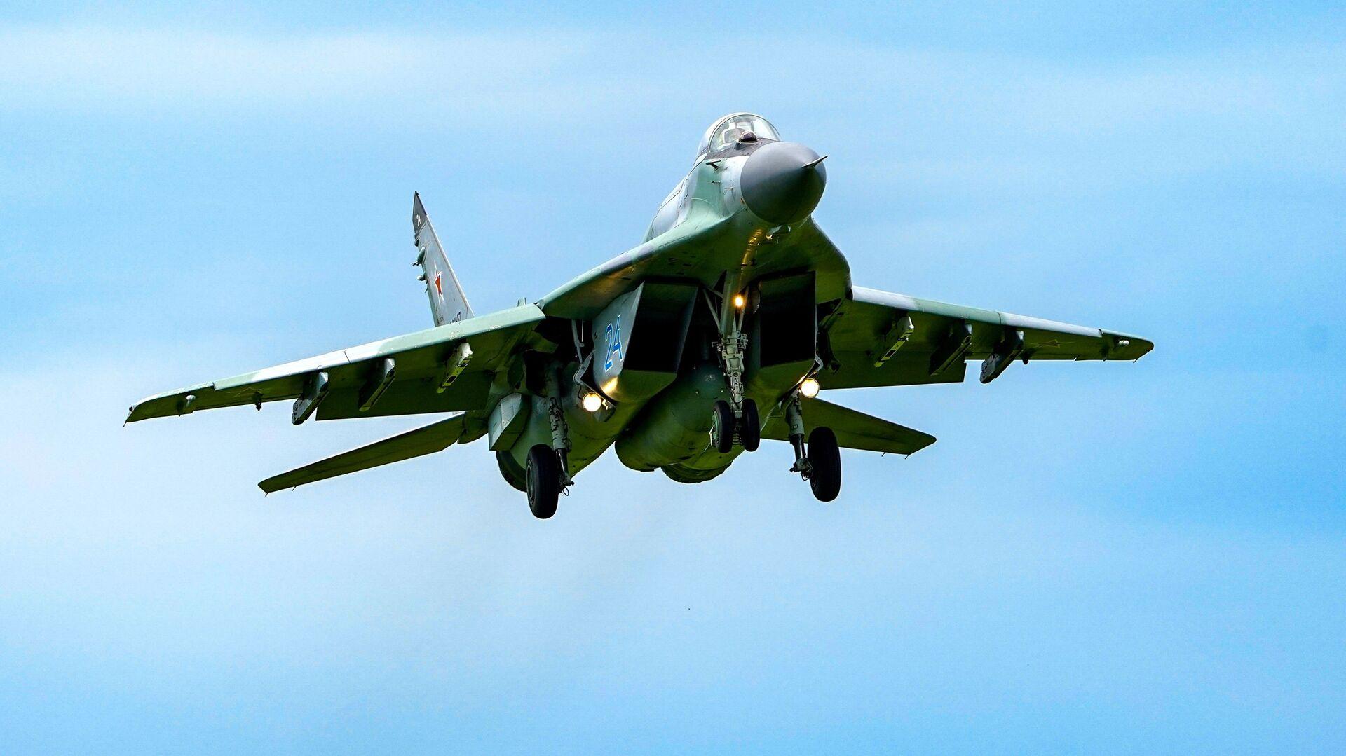 Stíhací letoun MiG-29 - Sputnik Česká republika, 1920, 28.06.2021
