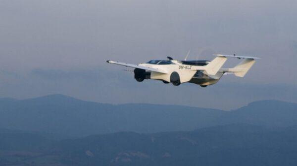 Автомобиль-трансформер AirCar, созданный компанией Klein Vision из Словакии  - Sputnik Česká republika