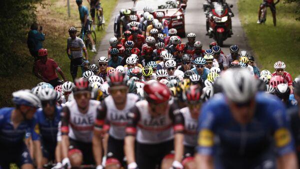 Велогонка Тур де Франс - Sputnik Česká republika