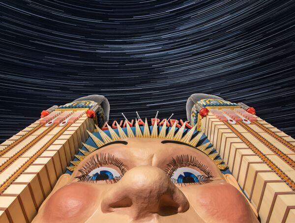 Fotografie s názvem Luna Park australského fotografa Eda Hursta - Sputnik Česká republika