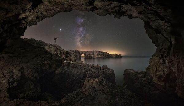 Foto s názvem The Star Observer španělského fotografa Antoniho Cladera Barcelóa - Sputnik Česká republika