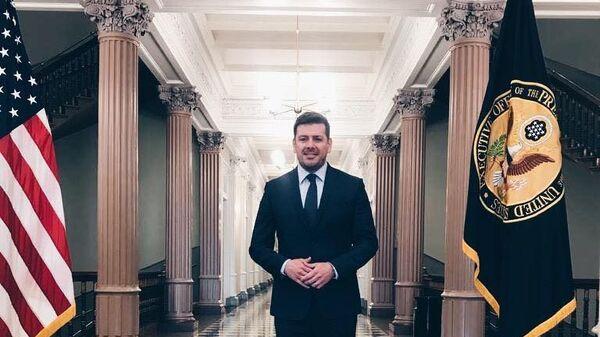 Jan Skopeček - Sputnik Česká republika