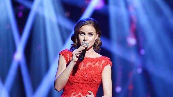 Cловацкая певица и актриса Нела Поцискова - Sputnik Česká republika