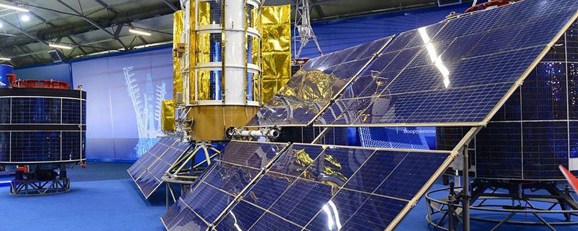 Družice GLONASS-K - Sputnik Česká republika, 1920, 13.07.2021