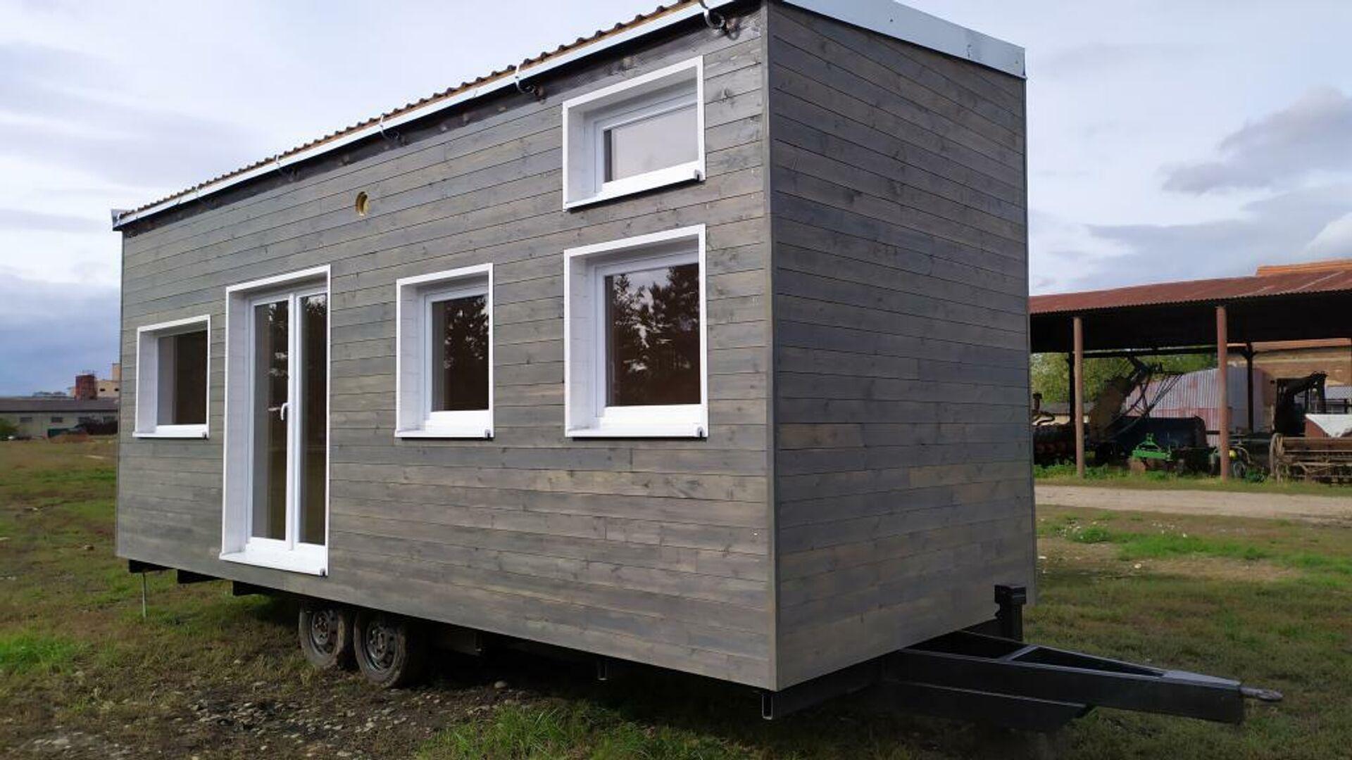 Tiny house od společnosti Lidé z maringotek - Sputnik Česká republika, 1920, 17.07.2021
