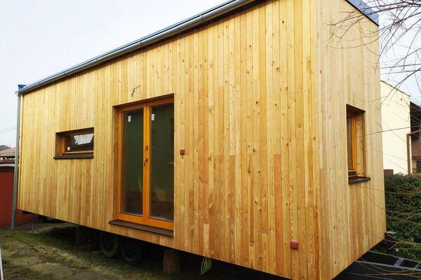 Tiny house od společnosti Lidé z maringotek - Sputnik Česká republika