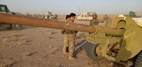 Minulý týden bylo oznámeno, že bojovníci Tálibánu vzali pod kontrolu kontrolní stanoviště na hranici s Íránem a Turkménií. - Sputnik Česká republika