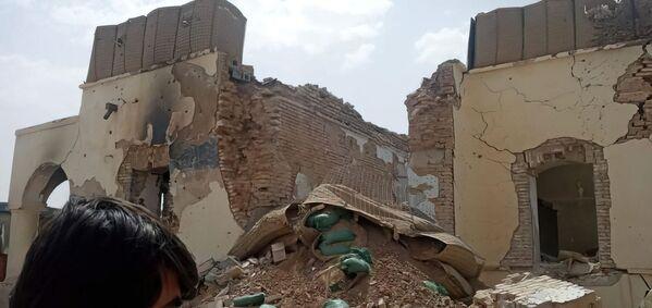Konfrontace mezi vládními silami a táliby vzrostla poté, co americká vojska začala spěšně opouštět afghánské území. - Sputnik Česká republika