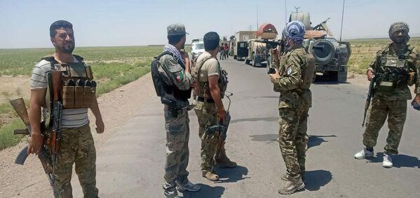 Již dříve americký prezident Joe Biden přiznal, že hnutí Tálibán je nyní vojensky nejsilnější od roku 2001. - Sputnik Česká republika
