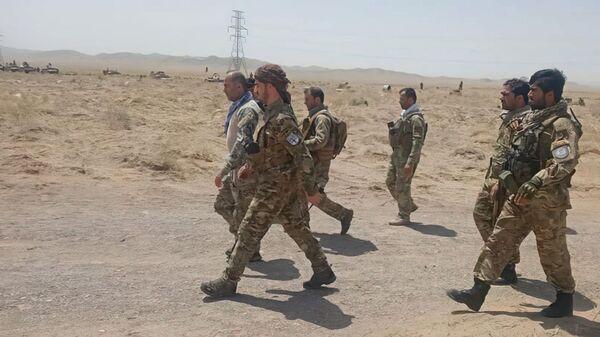 Бои оборонных сил Афганистана против Талибана* в Герате - Sputnik Česká republika
