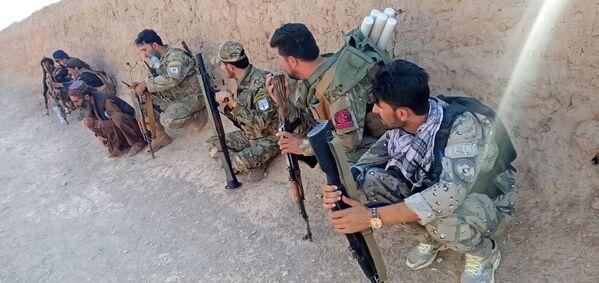 Hnutí Tálibán požaduje propuštění z vězení 7 000 tálibánských vězňů. - Sputnik Česká republika