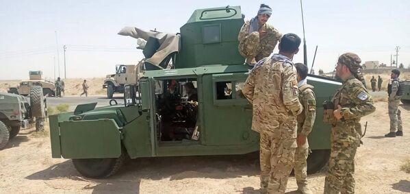 Hnutí Tálibán v letech 1996-2001 vládlo na většině území Afghánistánu, následně vláda Tálibánu byla vojensky svržena Spojenými státy. - Sputnik Česká republika