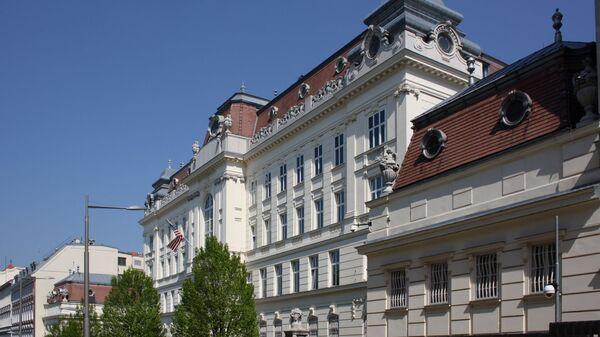 Здание посольства США в Вене, Австрия - Sputnik Česká republika