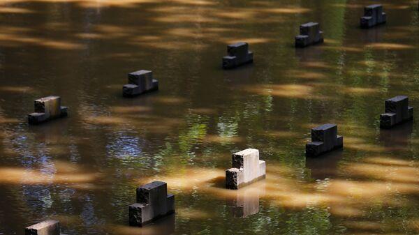Затопленное кладбище в Германии  - Sputnik Česká republika