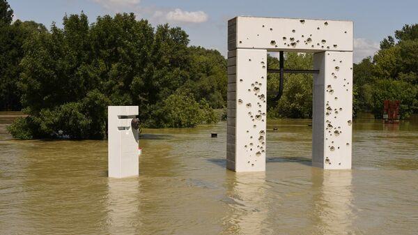 Наводнение в Словакии - Sputnik Česká republika