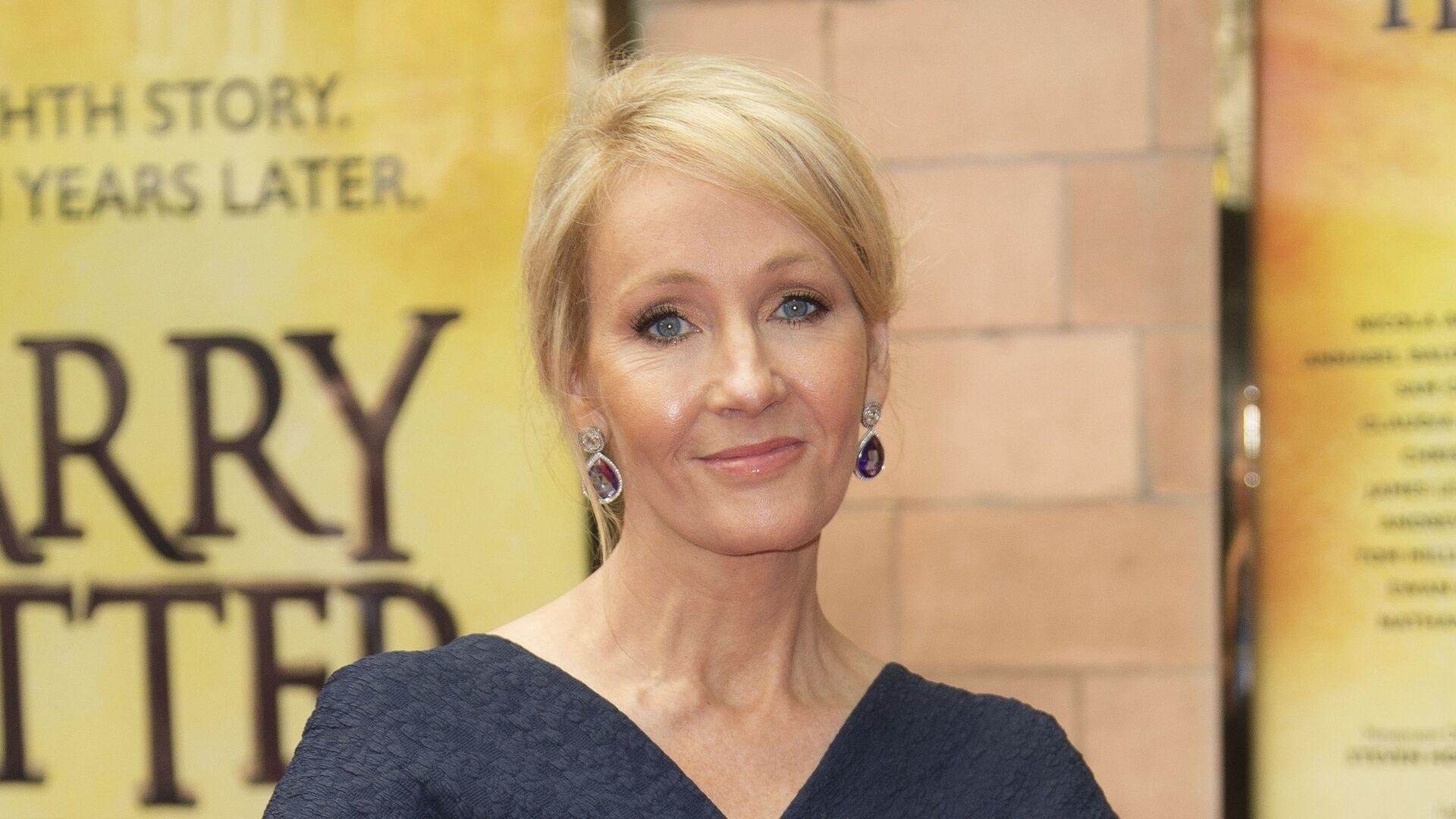 Spisovatelka J. K. Rowlingová - Sputnik Česká republika, 1920, 21.07.2021
