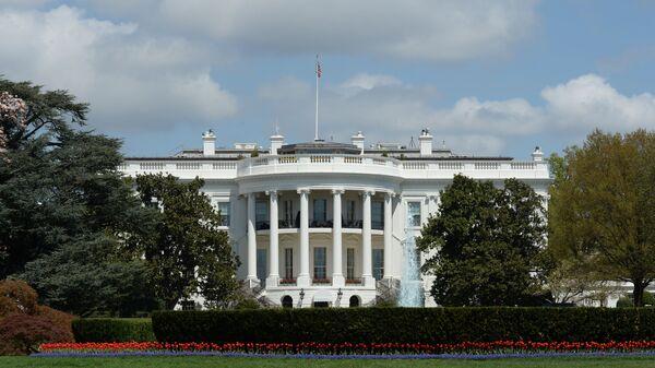 Здание Белого дома в Вашингтоне, США - Sputnik Česká republika