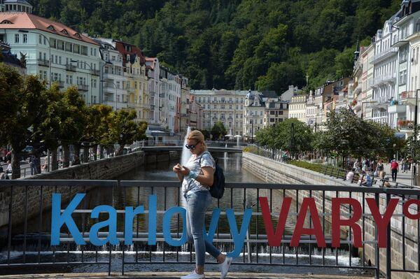 Karlovy Vary.  - Sputnik Česká republika