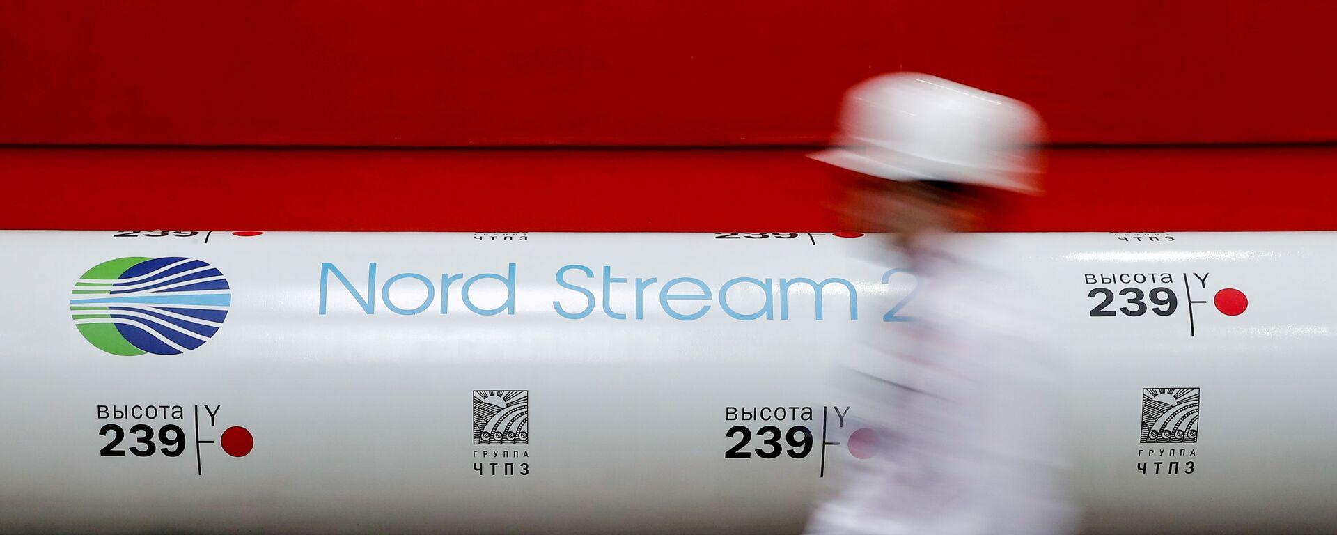 Stavba Nord Stream 2 - Sputnik Česká republika, 1920, 25.07.2021