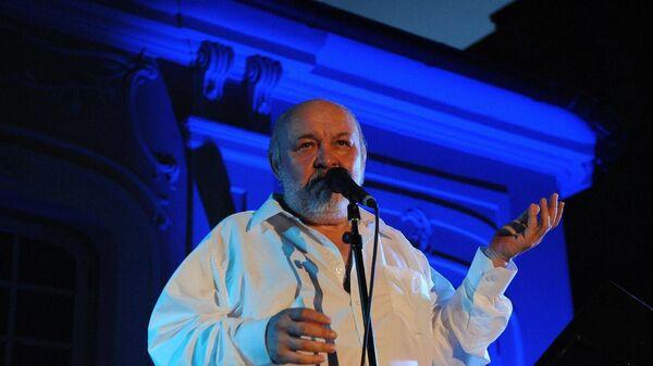 Чешский певец Франтишек Серградо - Sputnik Česká republika