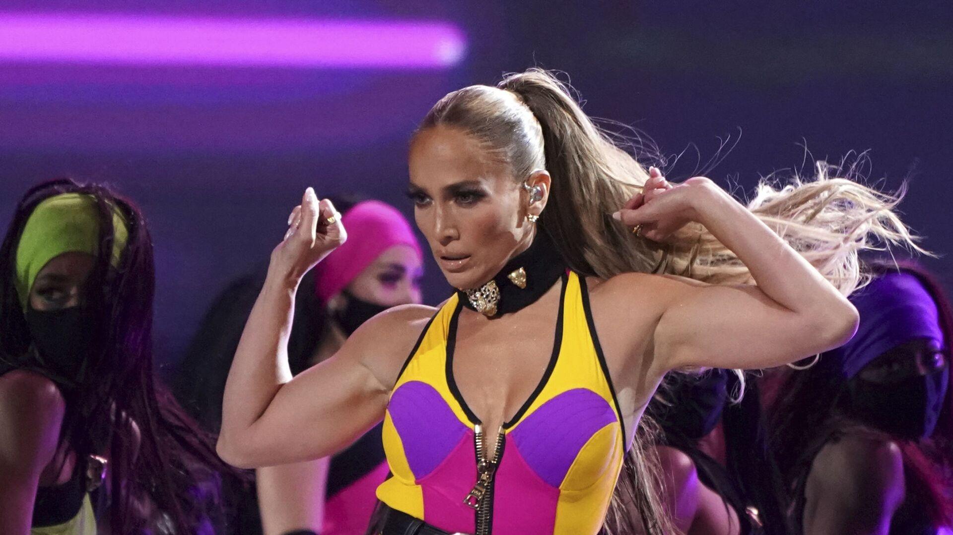 Americká zpěvačka Jennifer Lopezová - Sputnik Česká republika, 1920, 25.07.2021