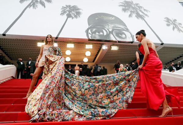 Filmový festival v Cannes. - Sputnik Česká republika