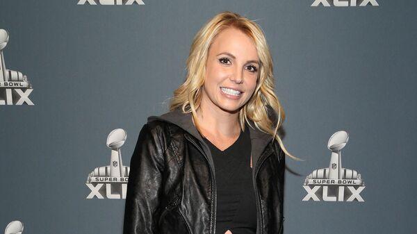 Populární americká zpěvačka Britney Spears - Sputnik Česká republika