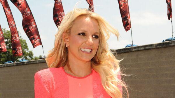 Popová hvězda Britney Spears - Sputnik Česká republika