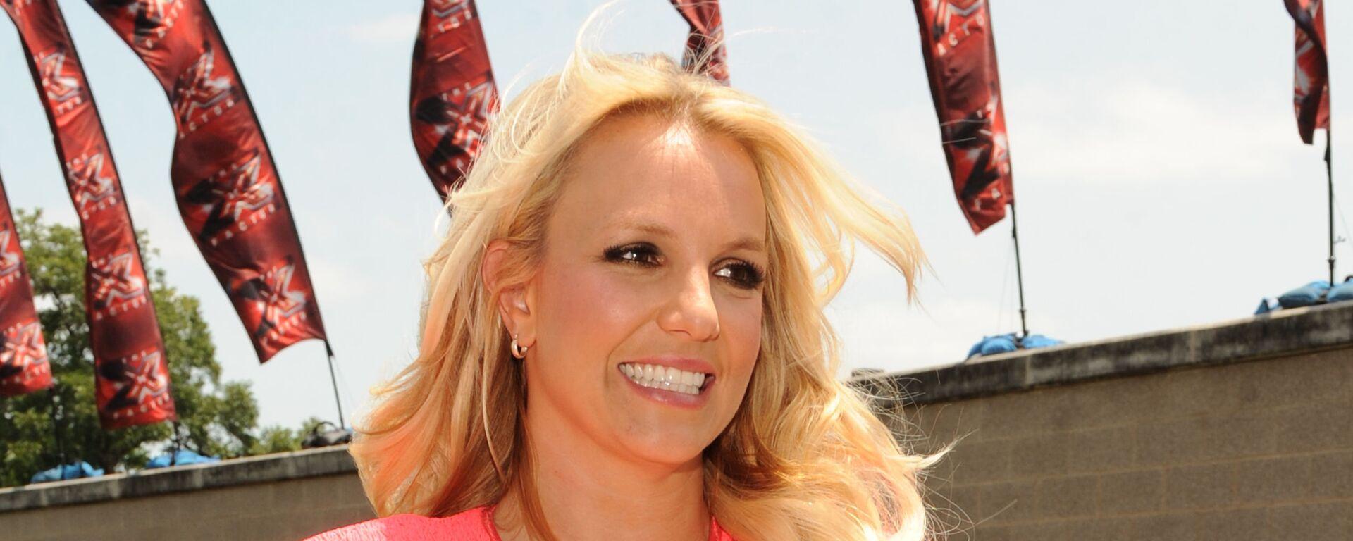 Popová hvězda Britney Spears - Sputnik Česká republika, 1920, 30.07.2021