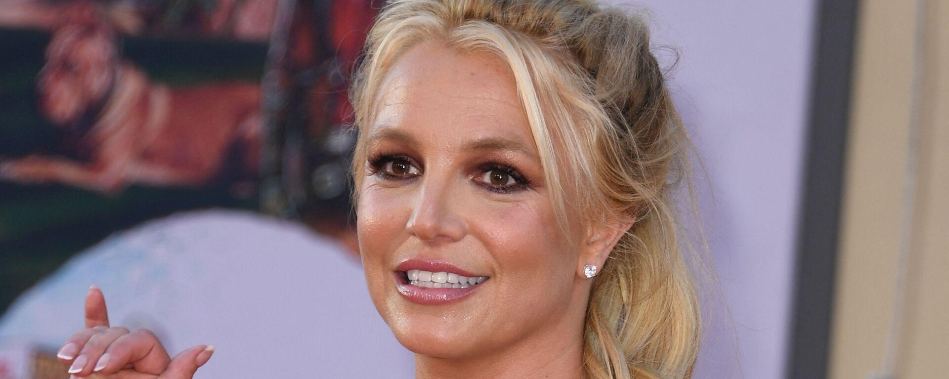Britney Spears  - Sputnik Česká republika, 1920, 13.08.2021