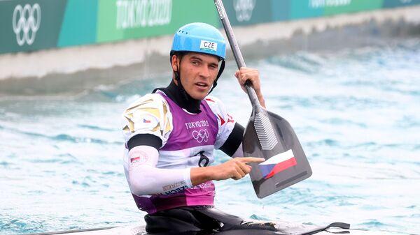 Лукас Рохан из Чехии на Олимпийских играх в Токио-2020 - Sputnik Česká republika