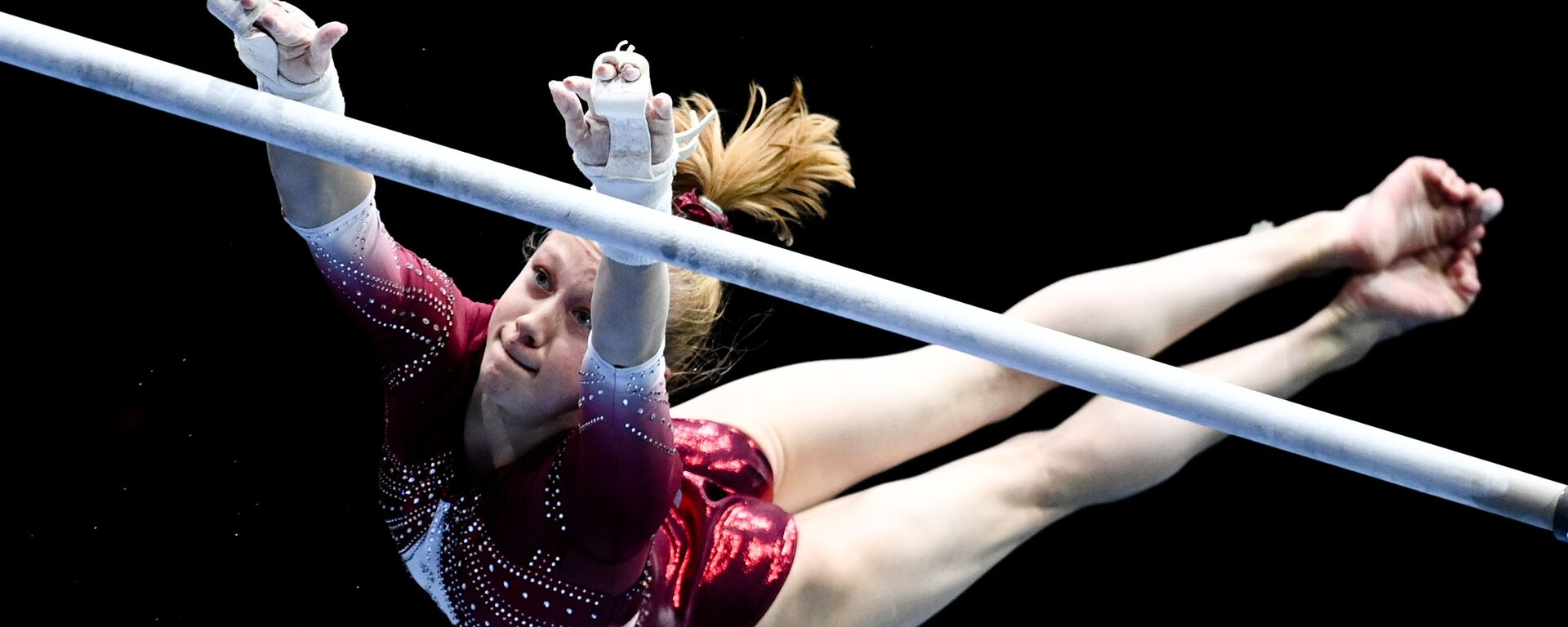 Российская гимнастка Виктория Листунова - Sputnik Česká republika, 1920, 27.07.2021