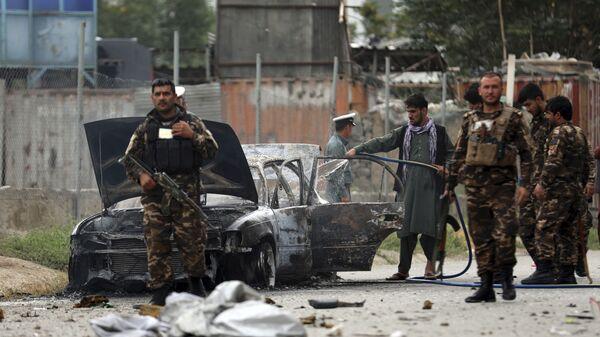 Situace v Afghánistanu - Sputnik Česká republika