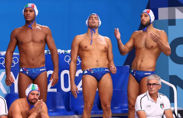 Itálie na olympijských hrách v Tokiu 2020 - Sputnik Česká republika