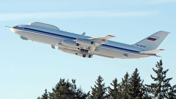Ил-80 Самолет судного дня на базе пассажирского самолета Ил-86 - Sputnik Česká republika