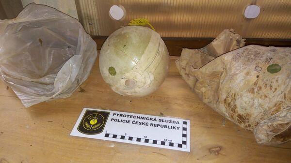 Пиротехническое устройство Fugas, имитирующее ядерный взрыв - Sputnik Česká republika