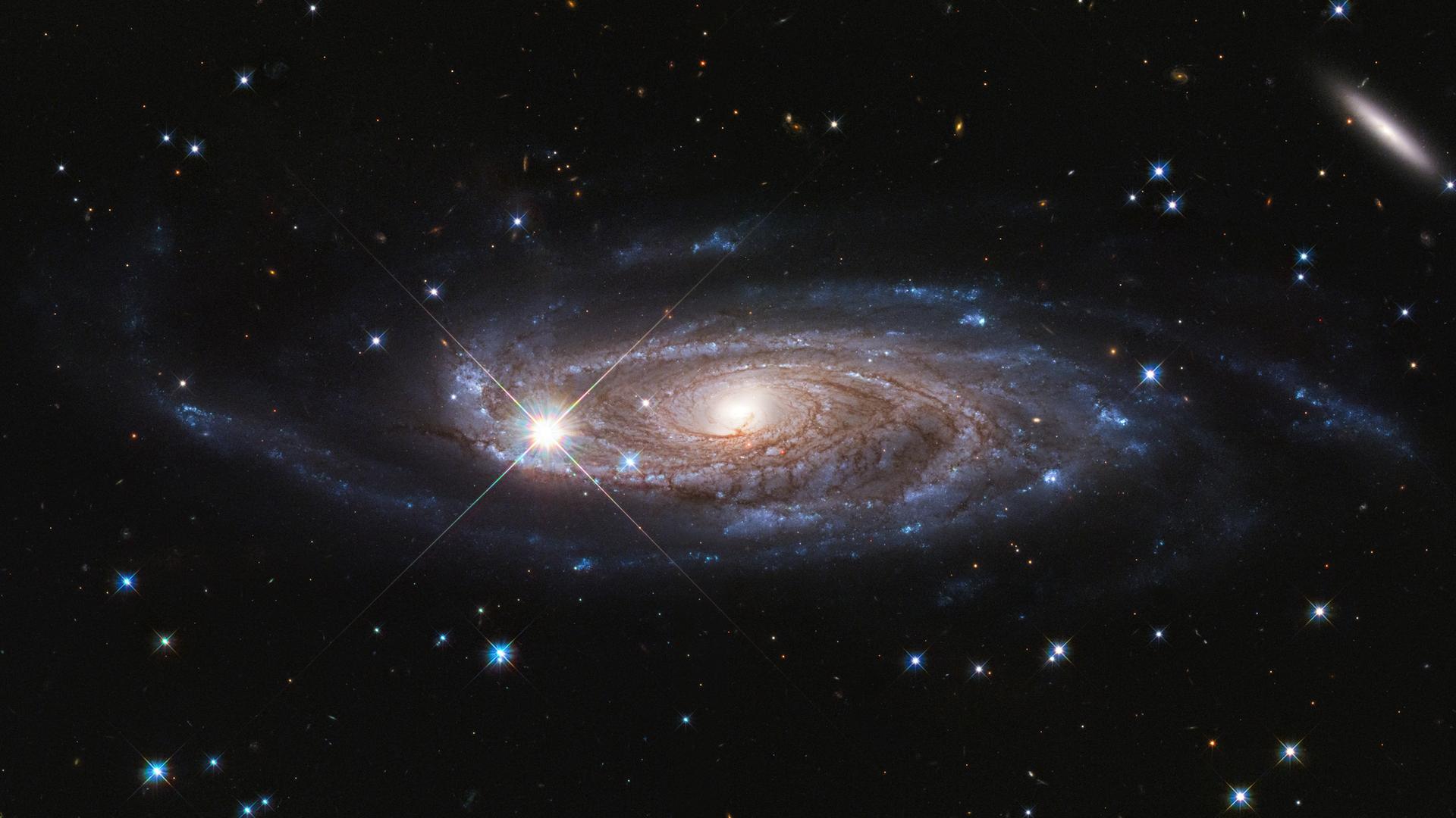 Spirální galaxie UGC 2885 - Sputnik Česká republika, 1920, 08.08.2021