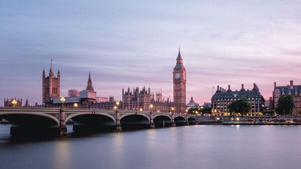 Панорама Лондона - Sputnik Česká republika