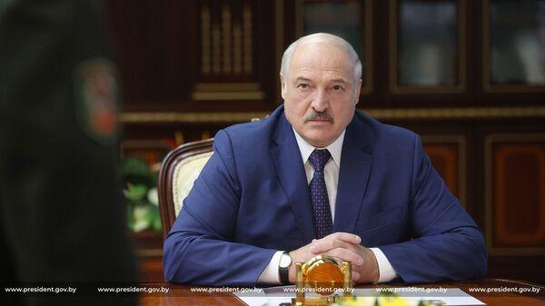 Президент Белоруссии Александр Лукашенко - Sputnik Česká republika
