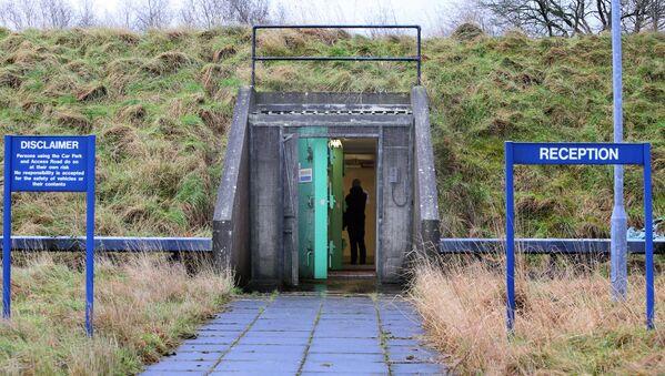 Protiletecký kryt poblíž města Ballymena v Severním Irsku. - Sputnik Česká republika