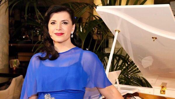 Чешская певица Andrea Kalivodová - Sputnik Česká republika