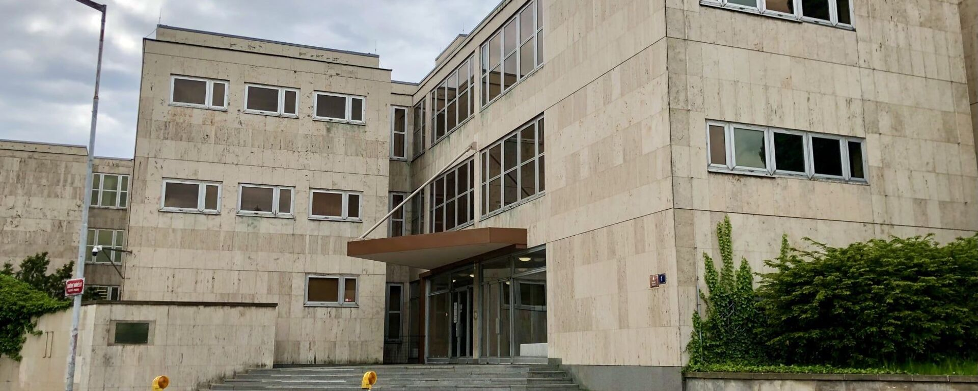 Střední škola při Velvyslanectví Ruska v Praze - Sputnik Česká republika, 1920, 30.08.2021