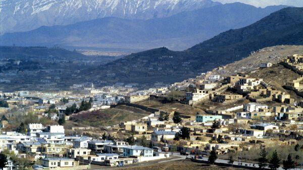 Výhled na Kábul - Sputnik Česká republika