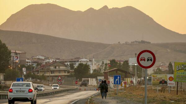 Афганские мигранты в Татване, Турция - Sputnik Česká republika