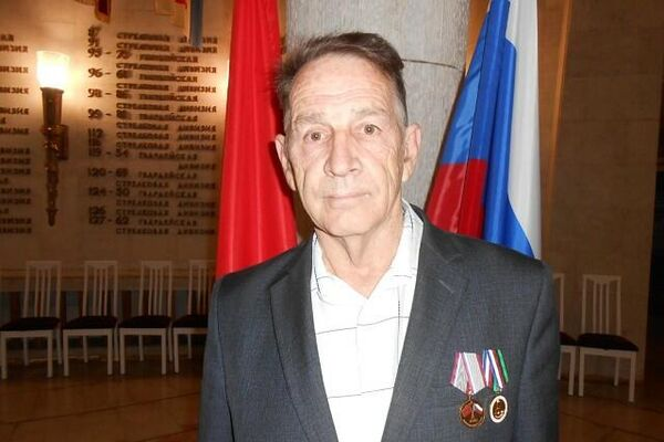 Gennadij Iljič Tichonin - Sputnik Česká republika