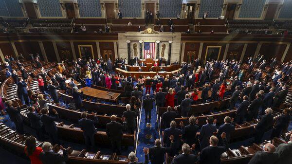 Палата представителей Конгресса Соединенных Штатов Америки - Sputnik Česká republika